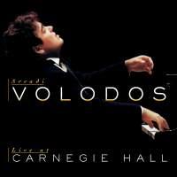 Arcadi Volodos Live at Carnegie Hall