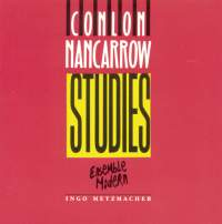 Nancarrow: Studies
