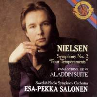 Nielsen: Symphony No. 2, Pan & Syrinx, Aladdin Suite