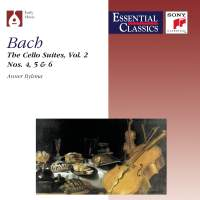 JS Bach: Cello Suites, Vol. 2 (recorded 1979)