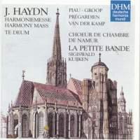 Haydn: Harmoniemesse & Te Deum