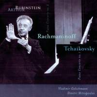 Rubinstein Collection, Vol. 15: Rachmaninoff: Concerto No.2&#x3B; Tchaikovsky: Concerto No.1