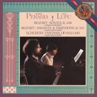 Murray Perahia & Radu Lupu play Mozart & Schubert