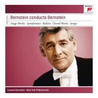 Leonard Bernstein conducts Bernstein
