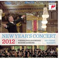 New Year's Concert 2012 - CD