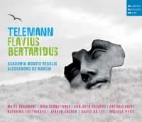 Telemann: Flavius Bertaridus, König der Longobarden