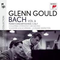 Glenn Gould plays Bach: Piano Concertos Nos. 1-5 & No. 7