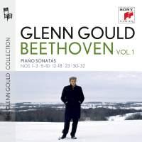 Glenn Gould plays Beethoven: Piano Sonatas Nos. 1-3, 5-10, 12-14, 15-18, 23 & 30-32