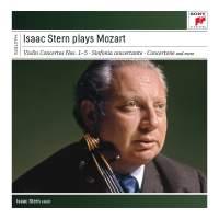 Isaac Stern... plays Mozart