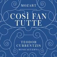 Mozart: Così fan tutte, K588 (scheduled for CD re-release on 20 January 2017)