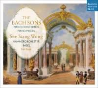 The Bach Sons: Piano Concertos & Solo Pieces