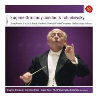 Eugene Ormandy... Conducts Tchaikovsky