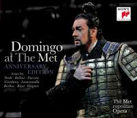 Placido Domingo... At The Met
