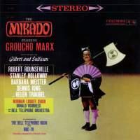The Mikado (1960 Television Cast Recording)