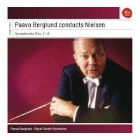 Paavo Berglund conducts Nielsen