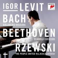 JS Bach, Beethoven, Rzewski: Variations