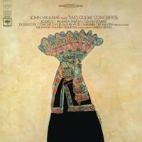 Rodrigo: Fantasía para un gentilhombre & Dodgson: Concerto for Guitar and Chamber Orchestra No. 1