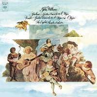 Vivaldi: Guitar Concertos in D major & A major and Giuliani: Guitar Concerto in A major