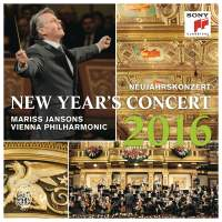 New Year's Concert 2016 (CD)