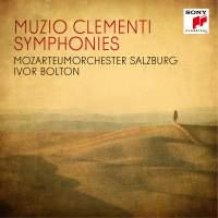 Clementi: Symphonies Nos. 1-4
