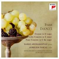 Danzi: Overture, Cello & Piano Concerto