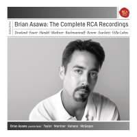 Brian Asawa: The Complete RCA Recordings