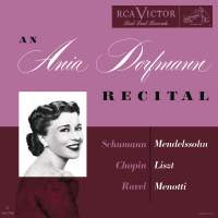 The Ania Dorfmann Recital