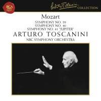 Mozart: Symphonies Nos. 39, 40 & 41
