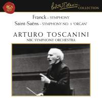 Franck: Symphony in D Minor & Saint-Saens: Symphony No. 3 'Organ'