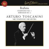 Brahms: Symphony No. 1 & Serenade No. 2