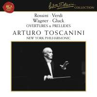 Rossini, Verdi, Wagner & Gluck: Overtures & Preludes