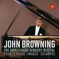 The Unreleased Debussy Recital: Pour le piano, Images & Estampes