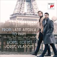 From Latin America to Paris - Works for Cello and Piano
