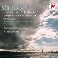 Schubert: Symphony No. 8 in B minor, D759 'Unfinished'