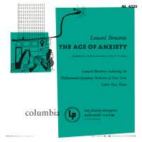 Bernstein: The Age of Anxiety & Serenade for Violin, Strings and Percussion (Remastered)