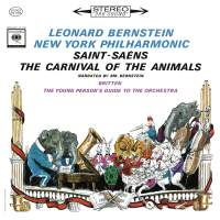 Saint-Saëns: Le carnaval des animaux, R. 125 - Britten: The Young Person's Guide to the Orchestra, Op. 34 (Remastered)