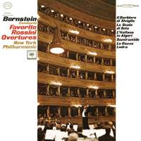 Bernstein Conducts Favorite Rossini Overtures (Remastered)