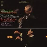 Barber & Hindemith: Violin Concertos