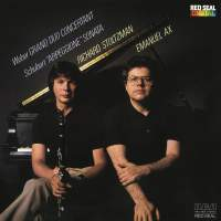 Weber: Grand Duo Concertant & Schubert: Arpeggione Sonata