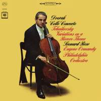 Dvorák: Cello Concerto in B Minor, Op. 104 & Tchaikovsky: Variations on a Rococo Theme, Op. 33 (Remastered)