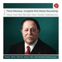 Pierre Monteux - The Complete RCA Stereo Recordings