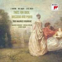 Haydn, W.F. Bach & C.P.E. Bach: Trios for Oboe, Bassoon & Piano