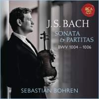 Bach: Violin Sonata & Partitas, BWV 1004-1006