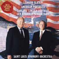 Leonard Slatkin Conducts American Portraits