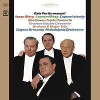 Brahms: Double Concerto in A Minor, Op. 102 & Beethoven: Triple Concerto in C Major, Op. 56