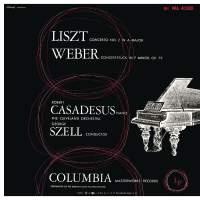Liszt: Concerto No. 2 - Weber: Concertstück, Op. 87