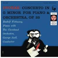 Dvorák: Piano Concerto, Op. 33 - Tchaikovsky: Rococo Variations