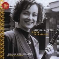 Michala Petri Plays Bach & Telemann