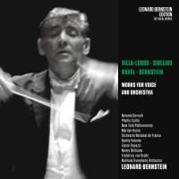 Villa-Lobos: Bachiana brasileira No. 5, W 389 - Sibelius: Luonnotar, Op. 70 - Ravel: Shéhérazade