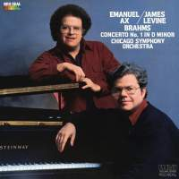Brahms: Piano Concerto No. 1, Op. 15